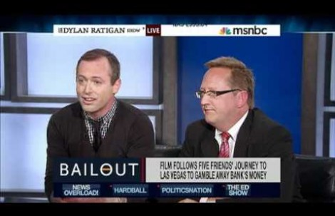 BailOut – Dylan Ratigan Interview