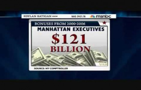 Federal Reserve BANK CON exposed on MSNBC There is No Money